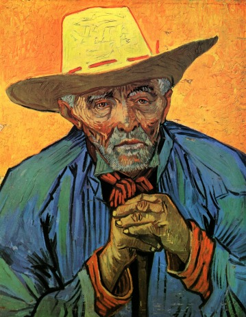 portrait-of-patience-escalier-1888, Van Gogh