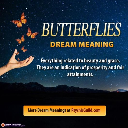 butterflies psychic witchcraft
